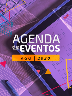 Agenda SOFTEXRECIFE, ASSESPRO E SEPROPE - Agosto/2020